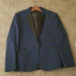 Mens navy blazer